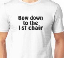 First Chair Unisex T-Shirt