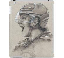 Torey Krug - Boston Bruins Hockey Portrait iPad Case/Skin