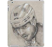 Milan Lucic - Boston Bruins Hockey Portrait iPad Case/Skin