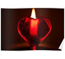 Sagrado Corazon ~ Sacred Heart Poster