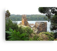Location Location - Wilderness, Tasmania Canvas Print