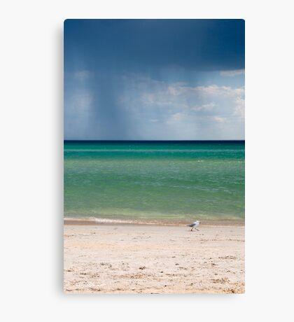 Seaside Storm Canvas Print