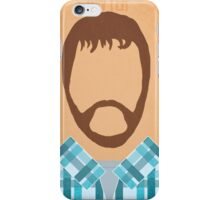 Minimalist Andy Dwyer iPhone Case/Skin