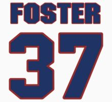 National football player Arian Foster jersey 37 by imsport