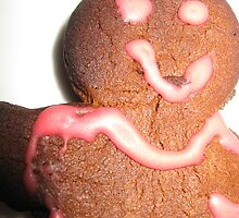 Gingerbread Man by gracelouise