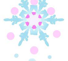 Transgender snowflake by Merlin Grant