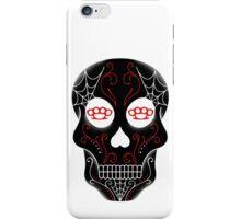 Skull White Case iPhone Case/Skin