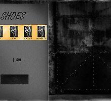 The shoe Machine. by Danzo