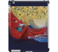 I am Fire. I am Death. iPad Case/Skin