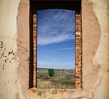 Room with a view by Jan Pudney