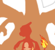 The Fire Starter Sticker