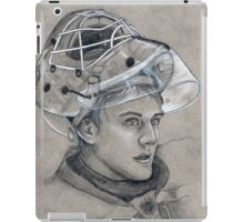 Niklas Svedberg - Boston Bruins Hockey Portait iPad Case/Skin
