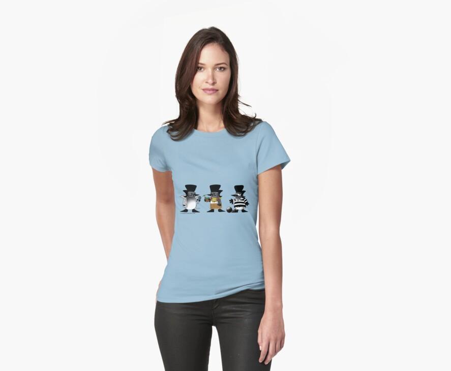 Penguins with Porkchops by Crockpot