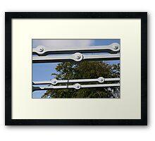 Bridge 1 Framed Print