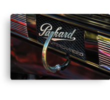 Packard Supercharged Canvas Print