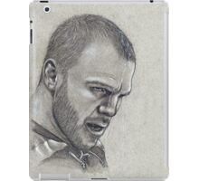 Shawn Thornton - Boston Bruins Hockey Portrait iPad Case/Skin