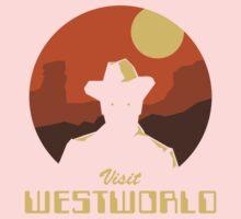 Visit Westworld One Piece - Long Sleeve