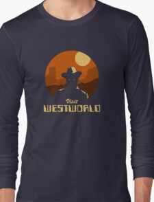 Visit Westworld Long Sleeve T-Shirt
