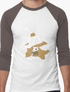 Mother and Son Men's Baseball ¾ T-Shirt