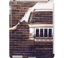 Paint Your Own Roads iPad Case/Skin