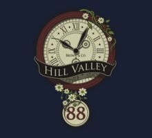 Hill Valley One Piece - Long Sleeve