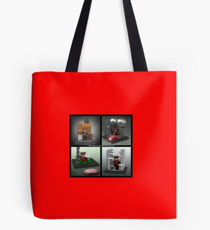 When Lego Goes Wrong (Number 011) Tote Bag