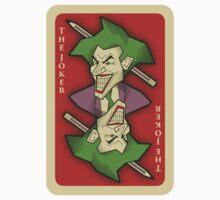 Joker's Wild One Piece - Long Sleeve