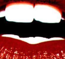 Vampire Lips Sticker