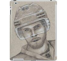 David Krejci - Boston Bruins Hockey Portrait iPad Case/Skin