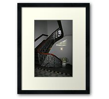 Rolduc Stairs Framed Print