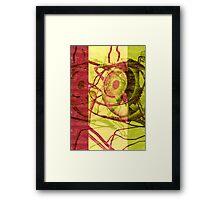 Concatenate #2 Framed Print