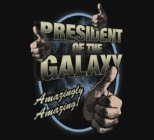 The President of the Galaxy One Piece - Long Sleeve