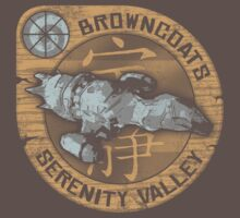 Browncoats One Piece - Short Sleeve