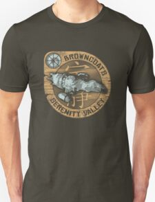 Browncoats Unisex T-Shirt