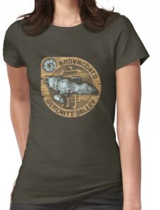 Browncoats Womens Fitted T-Shirt
