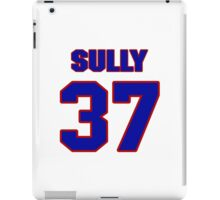 National football player Ivory Sully jersey 37 iPad Case/Skin