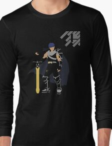 Ike (Minimalist SSB) Long Sleeve T-Shirt