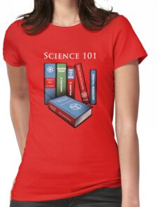 Science 101 Womens Fitted T-Shirt