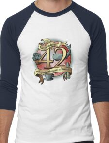 42 Men's Baseball ¾ T-Shirt