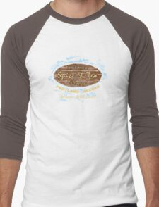 The Exotic Spice and Tea Shop Men's Baseball ¾ T-Shirt