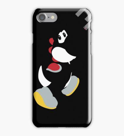 Yoshi (Minimalist SSB) iPhone Case/Skin