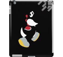 Yoshi (Minimalist SSB) iPad Case/Skin