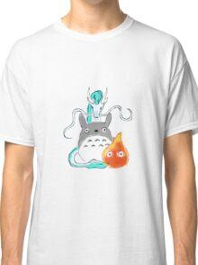 A tribute to Hayao Miyazaki Classic T-Shirt