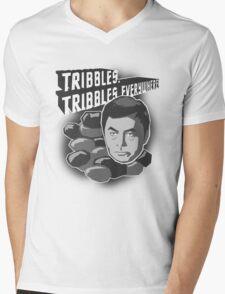 Tribbles. Tribbles Everywhere! Mens V-Neck T-Shirt