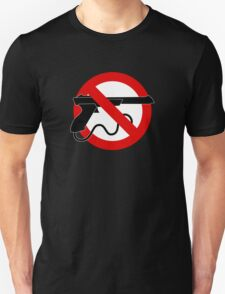 Light Gun Control Unisex T-Shirt