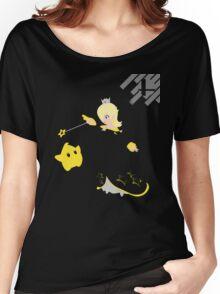 Rosalina and Luma (Minimalist SSB) Women's Relaxed Fit T-Shirt