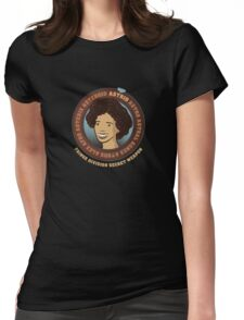 Astrid - Fringe Division Secret Weapon Womens Fitted T-Shirt