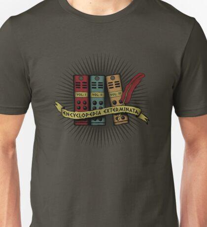 Encylcopedia Exterminata T-Shirt
