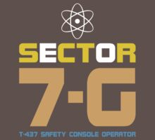 Sector 7-G One Piece - Short Sleeve