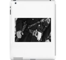 At Attention iPad Case/Skin